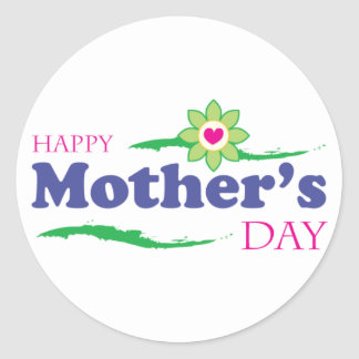 Happy Mother's Day Stickers