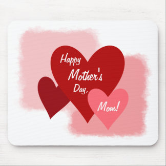 Happy Mother's Day Templates Mouse Pad