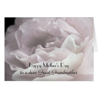 Happy Mother's Day to Great Grandmother Card