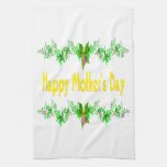 Happy Mothers Day Towels