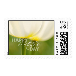 Happy Mother's Day Tulip Postage