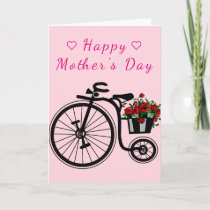 Happy Mother's Day - Tutu Card
