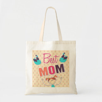 Happy Mother's Day vector doodle Tote Bag