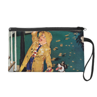 Happy Mother's Day Wristlet