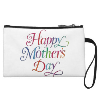 Happy Mother's Day Wristlet Wallet