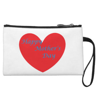 Happy Mothers Day Wristlet Wallet