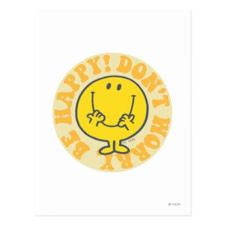Happy Motto de Sr. Happy's Postal