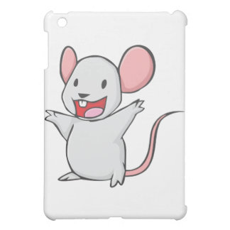 Happy Mouse Cartoon iPad Mini Cases