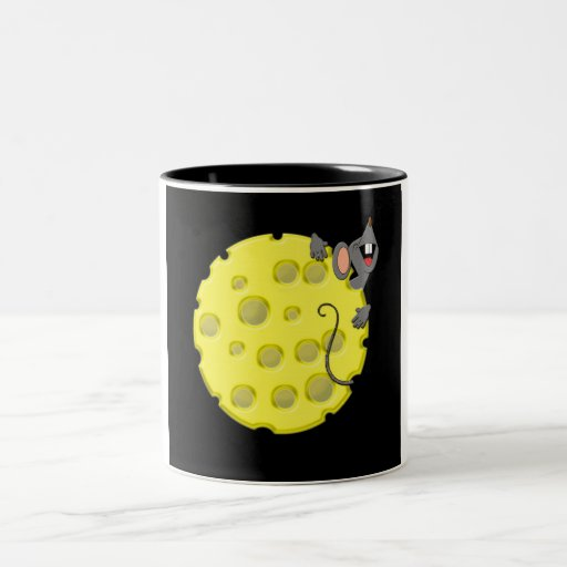 Happy Mouse- mug