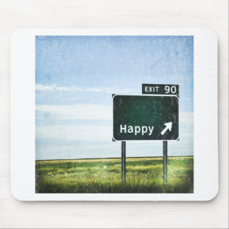 Happy Mouse Pad