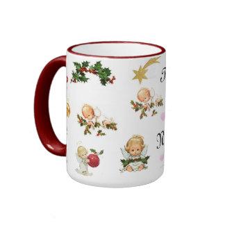 Happy mug Christmas