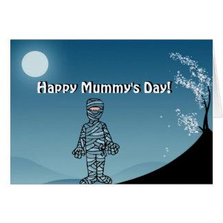 Happy Mummy's Day! Card