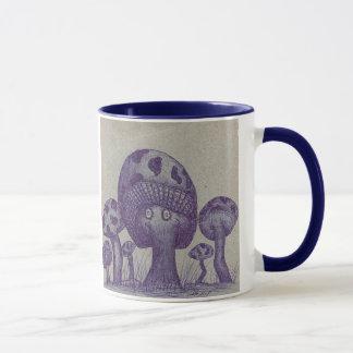 Happy Mushroom Mugs