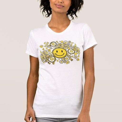 Happy_Music Camiseta
