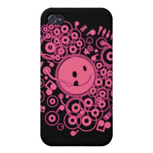 Happy_Music iPhone 4 Cobertura