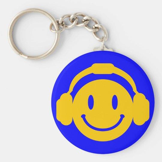 Happy_Music Keychain