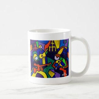Happy Music Mugs