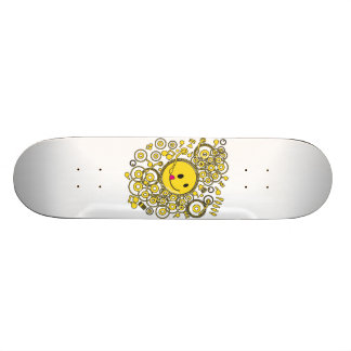 Happy_Music Skateboard Deck
