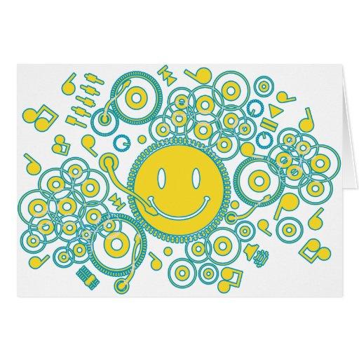 Happy_Music Tarjeta
