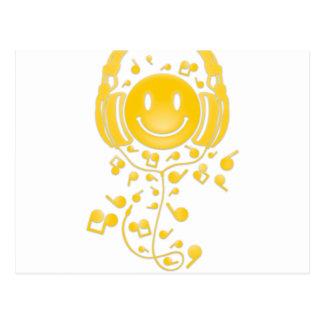 Happy_Music Postales