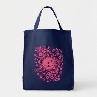 Happy_Music Tote Bag