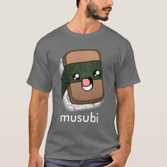 Happy Musubi T-Shirt