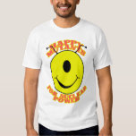 Happy Mutants For Nuclear Power T-Shirt