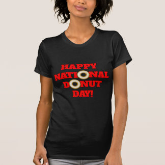 Happy National Donut Day! T-Shirt