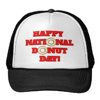 Happy National Donut Day! Trucker Hat