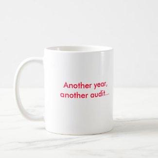 HAPPY NEW (COMPANY) YEAR! mug