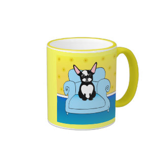 Happy New Home! Ringer Coffee Mug