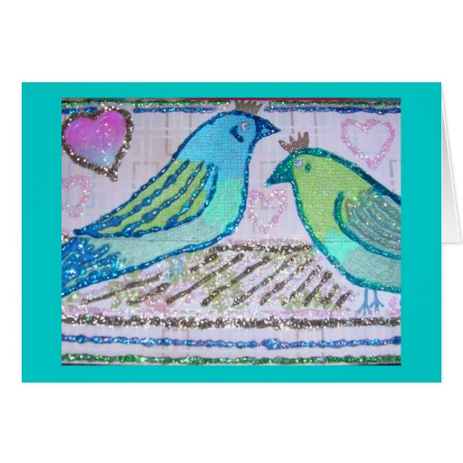 Happy New Life Together Greeting Card