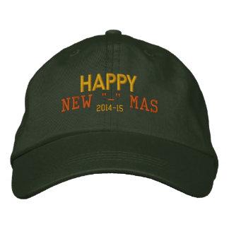 """Happy New """"-"""" Mas Hat"""