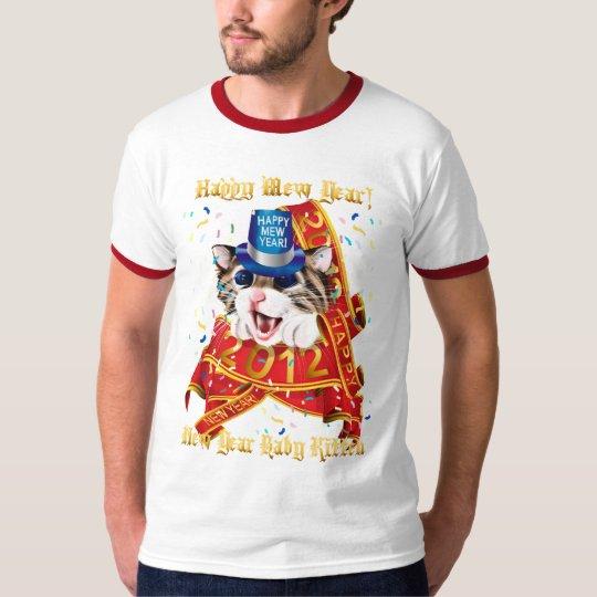 Happy New (Mew) Year-2012 T-Shirt