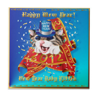 Happy New (Mew) Year-2012 Tile