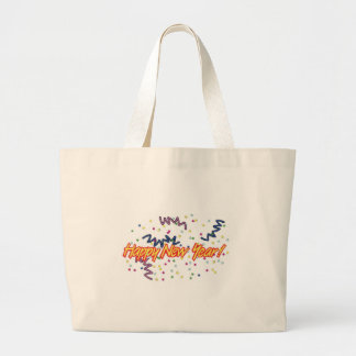 HAPPY NEW YEAR3 CANVAS BAGS