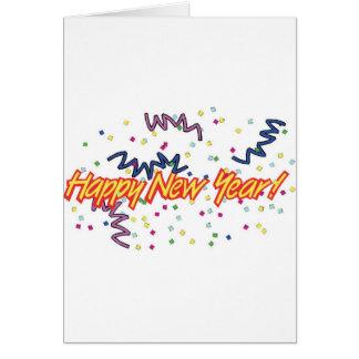 HAPPY NEW YEAR3 CARD