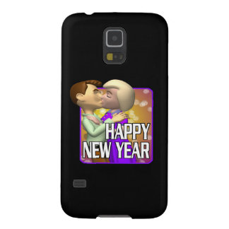 Happy New Year 10 Galaxy S5 Cover