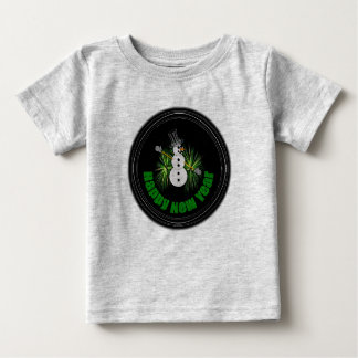 Happy New Year 1 Baby Clothes Baby T-Shirt