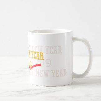 Happy New Year 2009 Coffee Mug