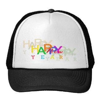 Happy New Year 2009 Trucker Hat