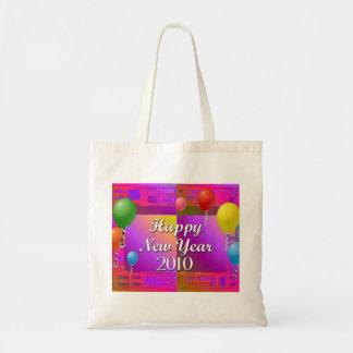 Happy New Year 2010 Bag
