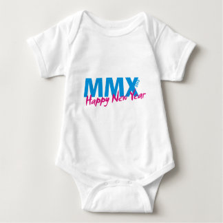 Happy New Year 2010 (MMX) T Shirts