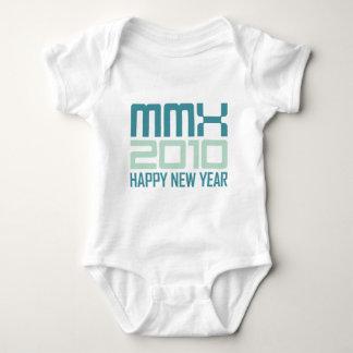 Happy New Year 2010 (MMX) Tshirt