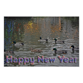 Happy New Year 2010 Poster