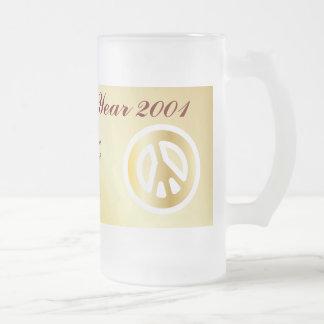 Happy New Year 2011-Cust. Coffee Mug