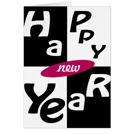 Happy New Year 2011 - Customized Card