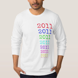 Happy New Year!! 2011 T-Shirt