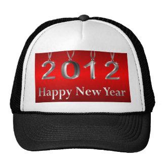 Happy New Year 2012 Hat
