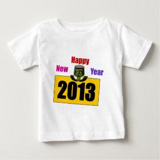 happy new year -2013 baby T-Shirt